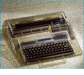 Clear-Casing Typewriter